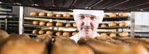 Dirk Burmeister von der Baguette-Bäckerei W. Stahmer