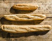 Croques von der Baguette-Bäckerei W. Stahmer - Schleswig