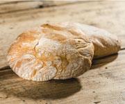 Fladenbrote von der Baguette-Bäckerei W. Stahmer - Schleswig